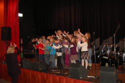 Benefiční koncert v Nejdku